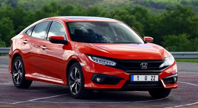 Honda Civic | Most fuel-efficient vehicles