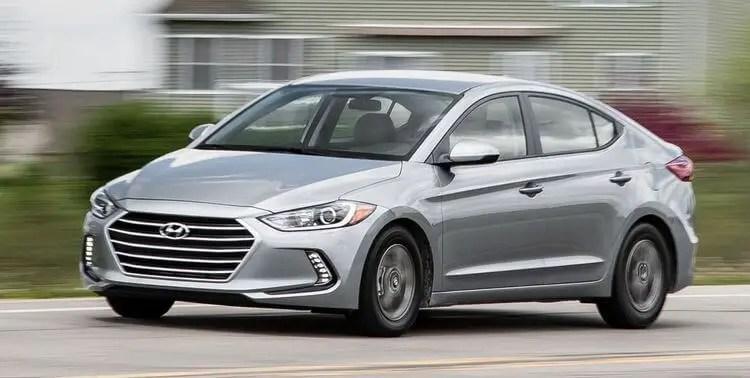 Hyundai Elantra Ecp | Most fuel-efficient vehicles