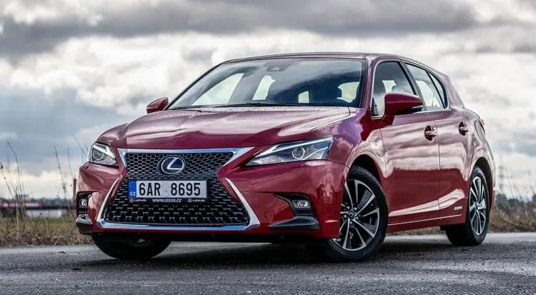 Lexus CT 200H | Most fuel-efficient vehicles