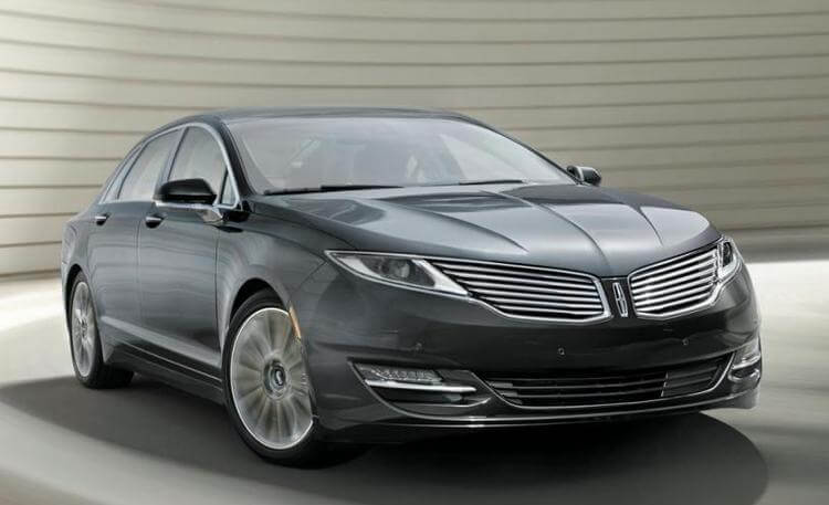 Lincoln MKZ Hybrid | Most fuel-efficient vehicles