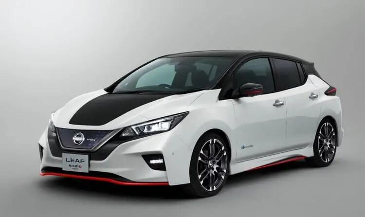 Nissan Leaf | Most fuel-efficient vehicles
