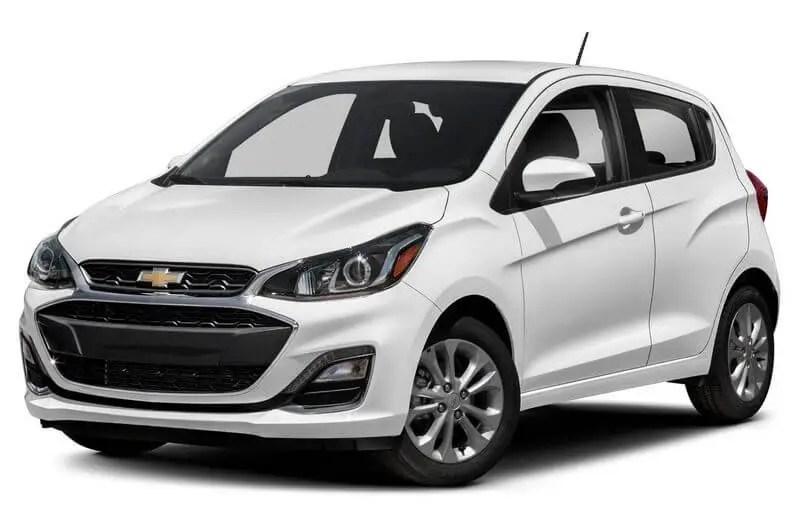 White 2020 Chevrolet Sparks