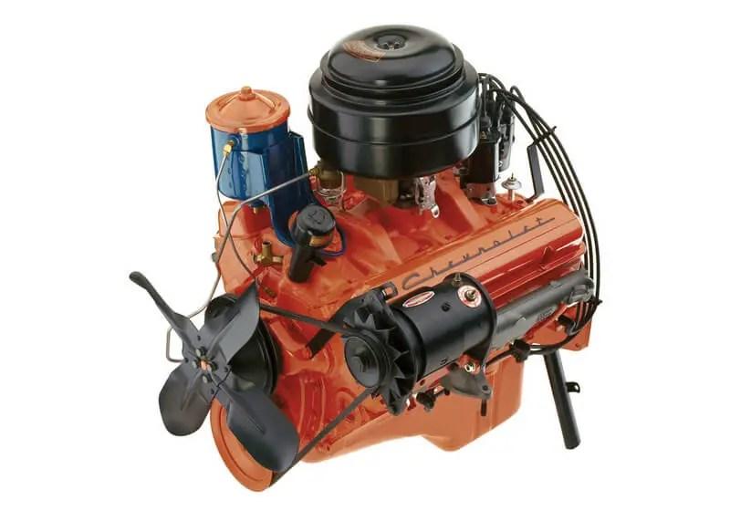 1955 Chevrolet Small Block V8 Engine