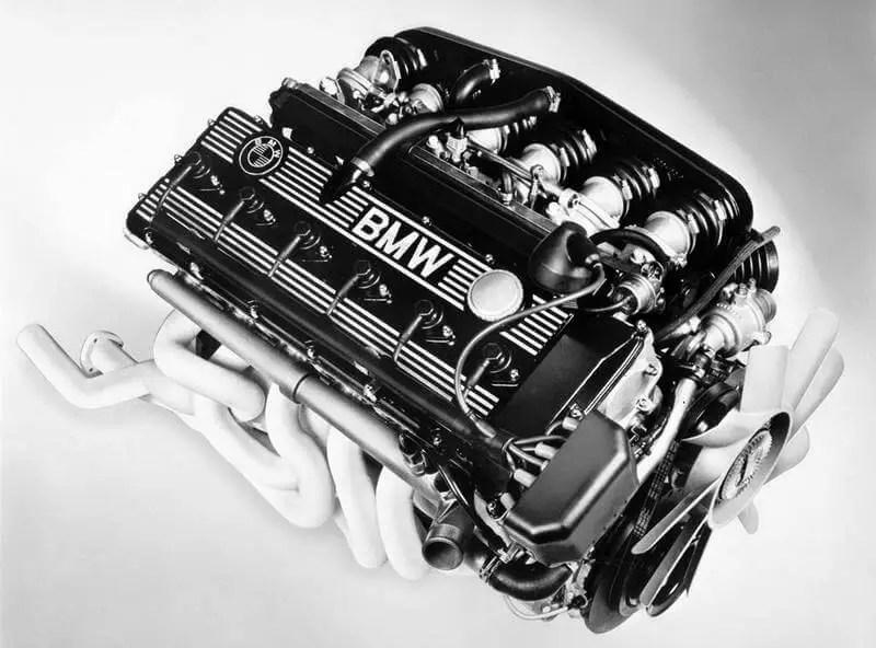 BMW Inline 6 engine