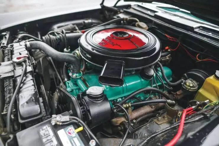 Buick Nailhead V8 engine