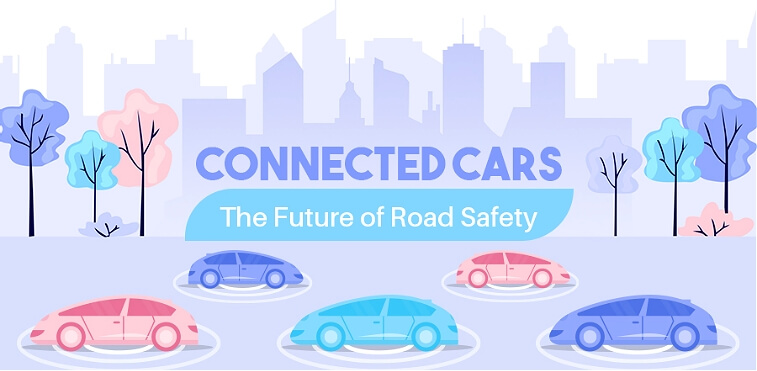 Connected Cars The Future of Road Safety