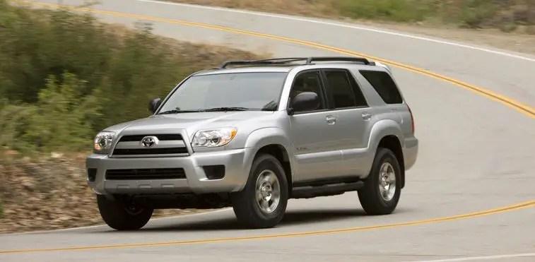 4th-Gen Toyota 4Runners