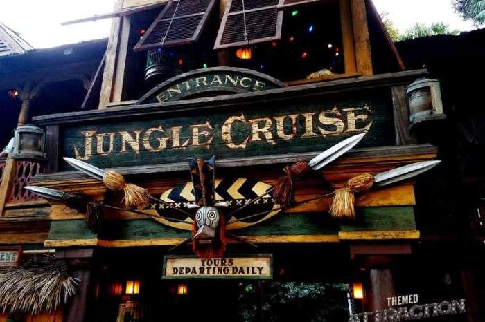 The Disney Jungle Cruise Spiel