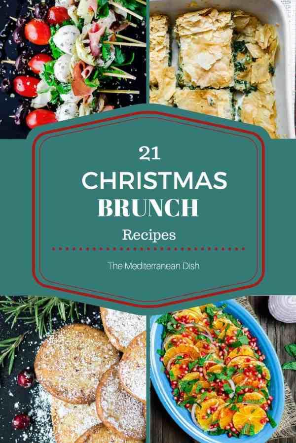 21 Christmas Brunch Recipes with a Mediterranean Twist