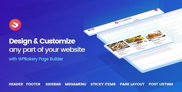 Smart Sections Theme Builder v1.4.2 - WPBakery Page Builder Addon.