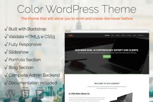 Color WordPress Theme