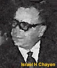 Israel H Chayen