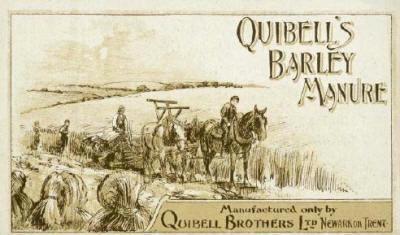 Quibell's Barley Manure