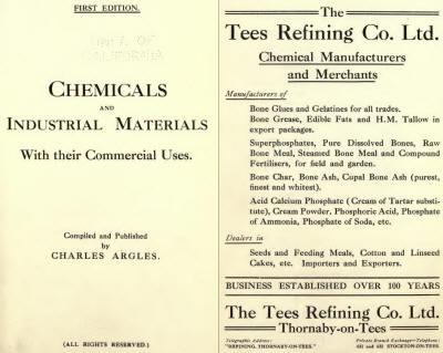 Tees Refining Company