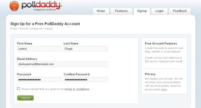 PollDaddy Free