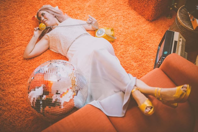 , Orange overload, The Menagerie Lifestyle Photography