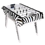 Zebra Stripes Bonzini Babyfoot B90