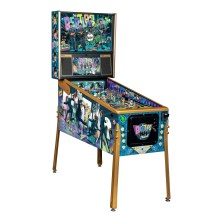 Stern The Beatles Pinball Machine in Singapore