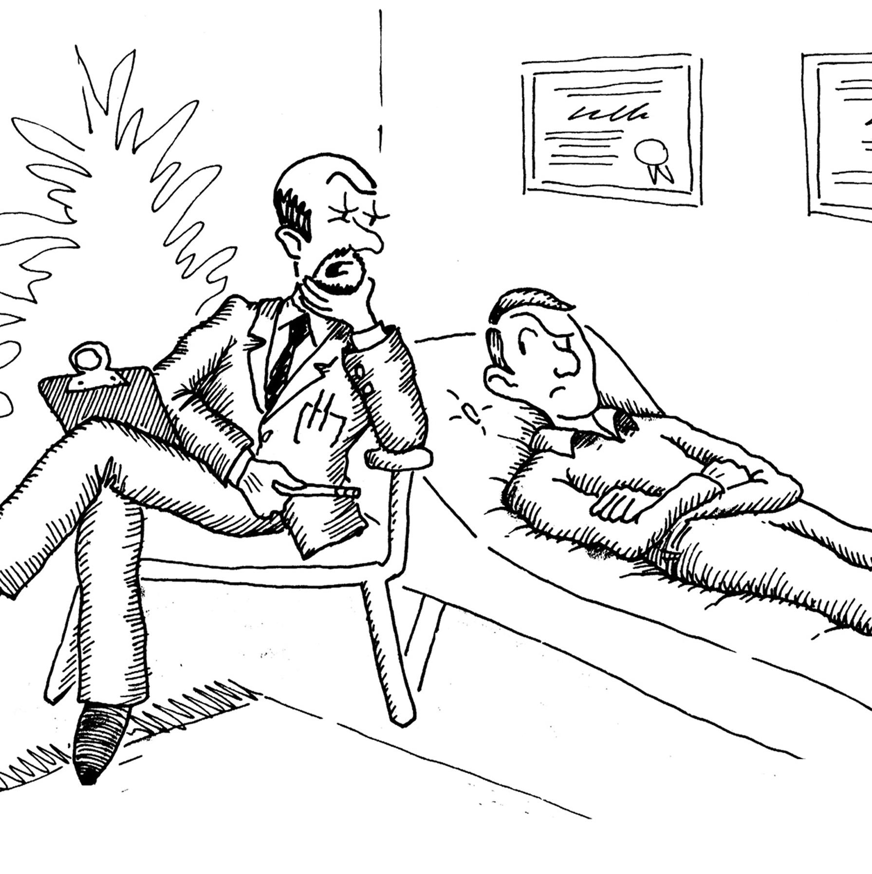 Examining the non-verbal behaviours of psychiatrists