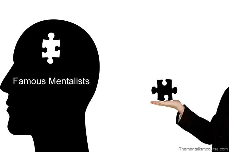 Famous Mentalists