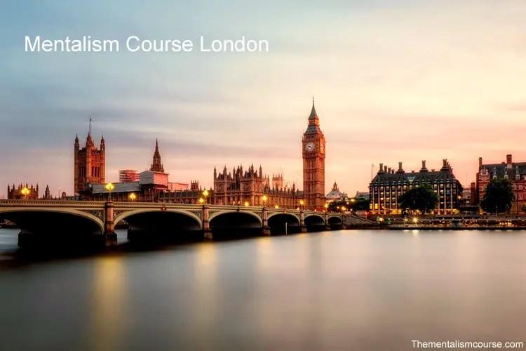 Mentalism Course London