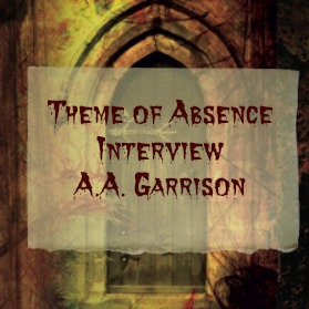 Author Interview: A.A. Garrison