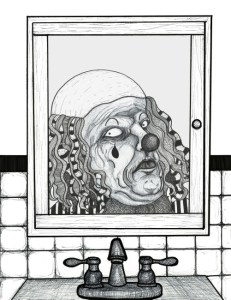The Clown Society – Story and Art by Betty Rocksteady