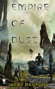 Empire of Dust by Jacey Bedford