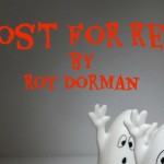 Ghost For Rent by Roy Dorman