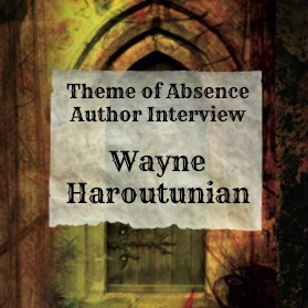 10 Questions with Wayne Haroutunian, author of After Tonight.