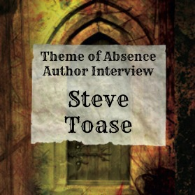 10 Questions with author Steve Toase at Theme of Absence