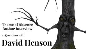 Author Interview: David Henson