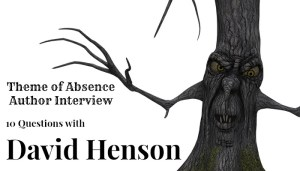 10 Questions with author David Henson