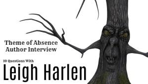 Author Interview: Leigh Harlen