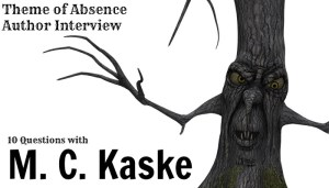 Interview with author M. C. Kaske.