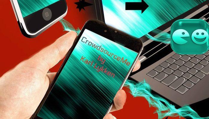 CrowdsourceMe by Karl Lykken