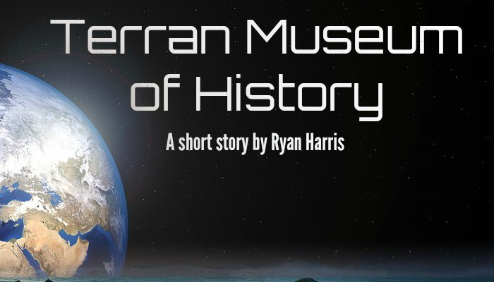 Terran Museum of History by Ryan Harris