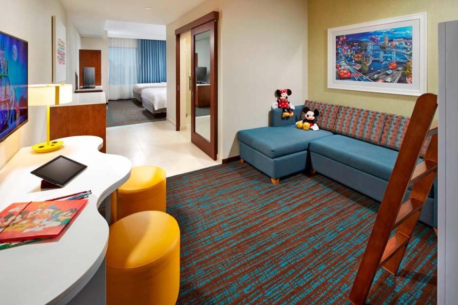 Springhill Suites Anaheim Resort