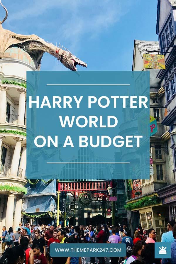 Harry Potter World on a budget