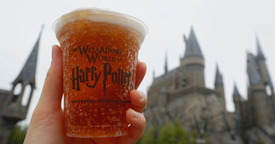 Best theme parks in Asia Universal Studios Japan Harry Potter Wizarding World