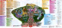 Theme Park Brochures Disneyland