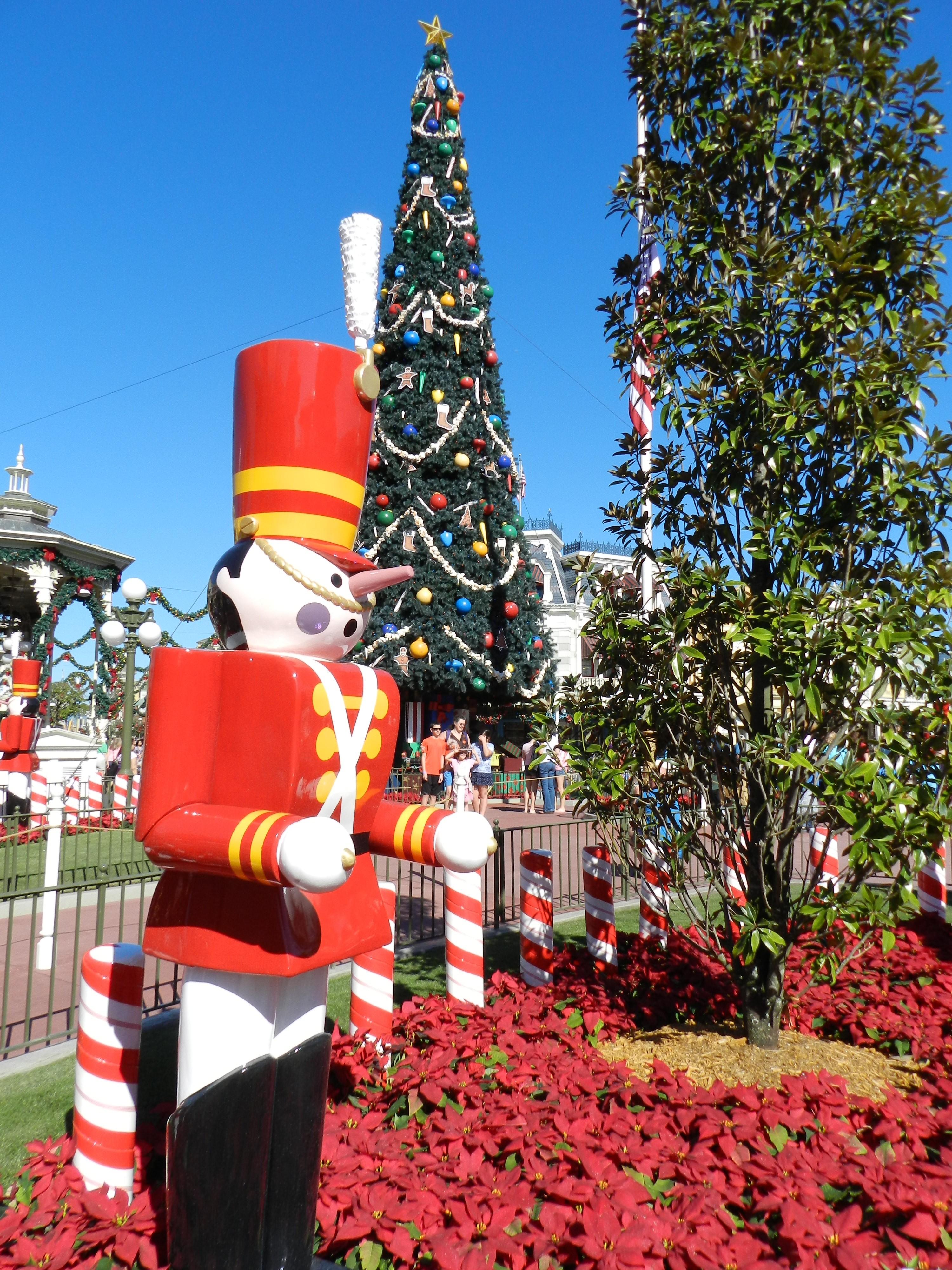 Magic Kingdom Christmas 2012
