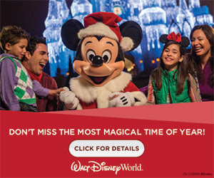 Christmas Vacation Disney