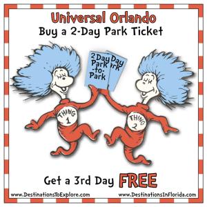 Universal Orlando Free Day