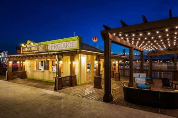 Photo: Disney Co. Dockside Margaritas