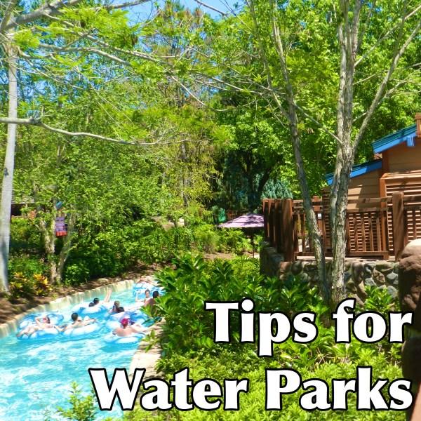 water park tips orlando disney
