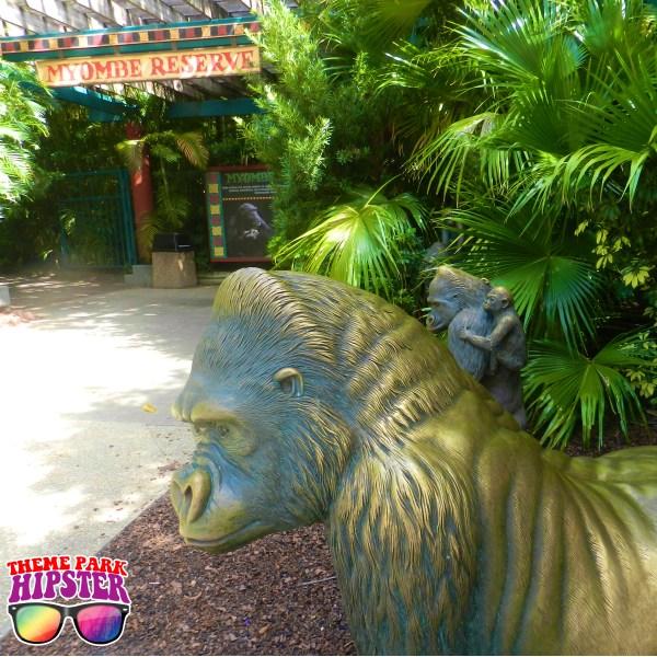 Myombe Reserve Busch Gardens