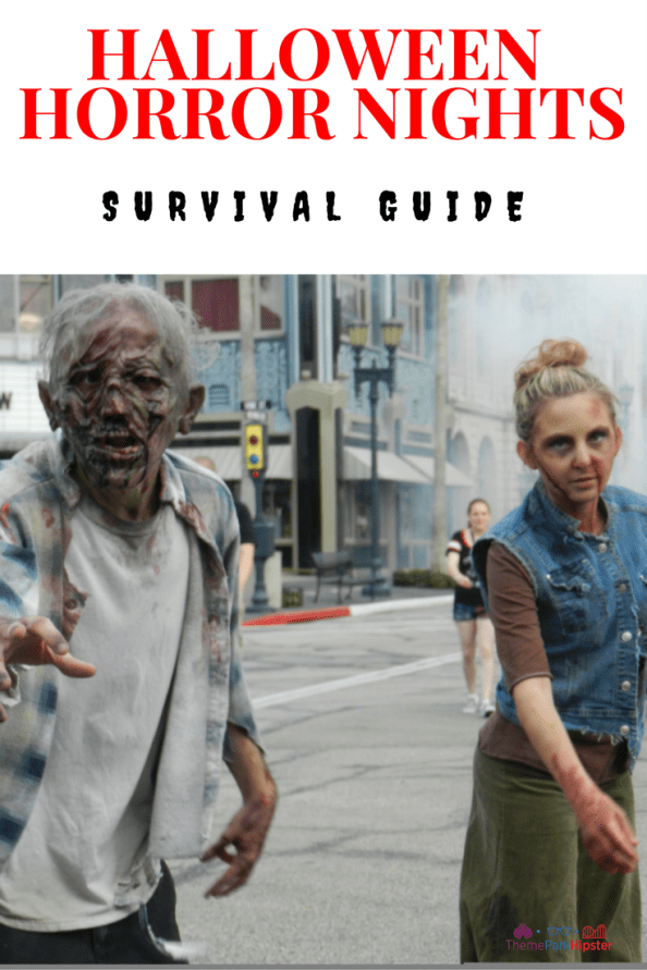 Halloween Horror Nights Survival Guide