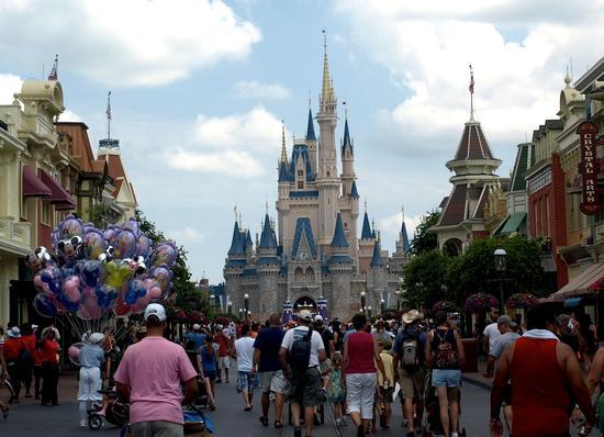Image result for walt disney world magic kingdom