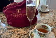 Afternoon Tea at Disney's Grand Floridian